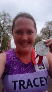 Post-London Marathon!