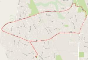 6.7km